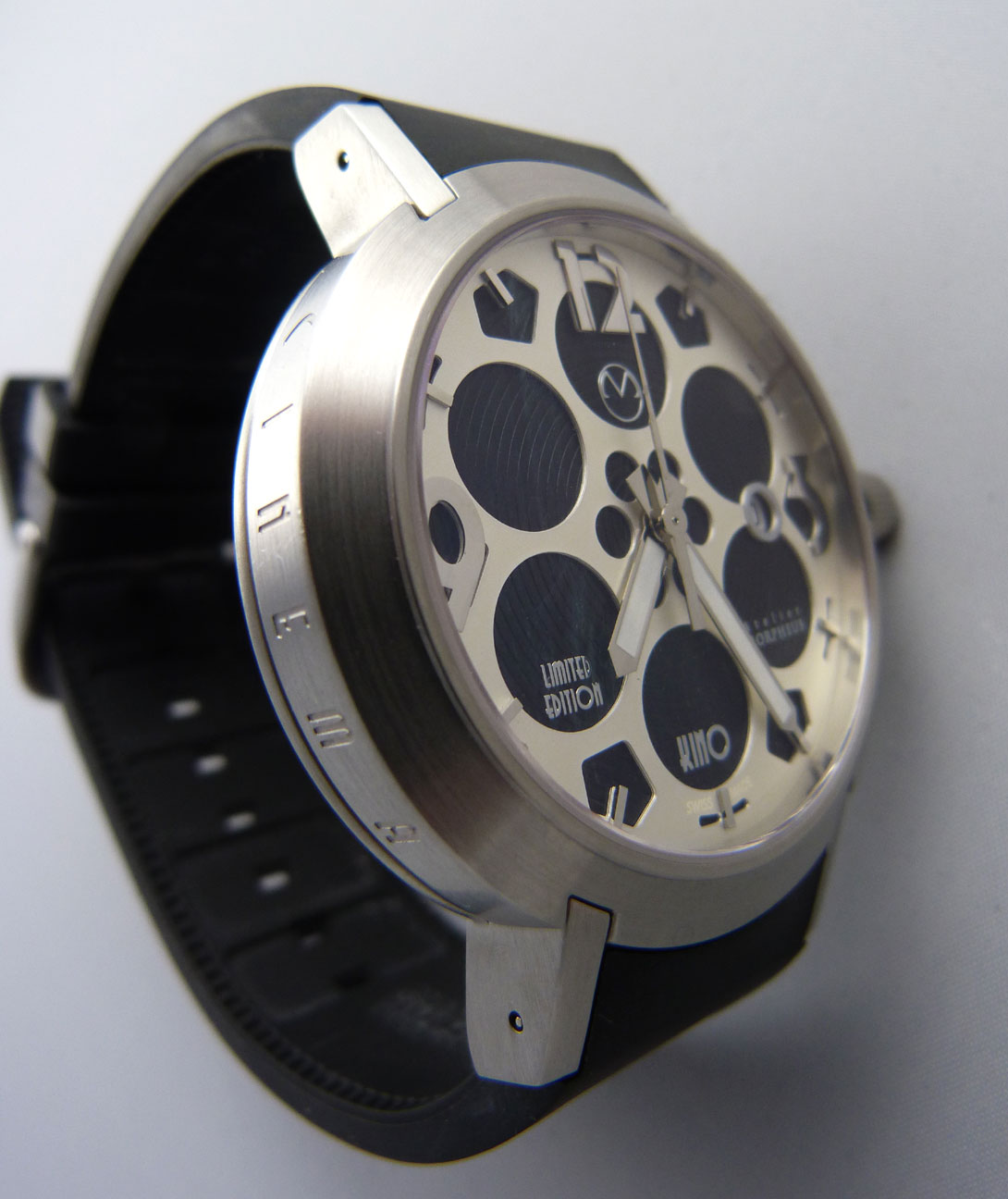 Cinema Watch Swiss Automatic from Morpheus