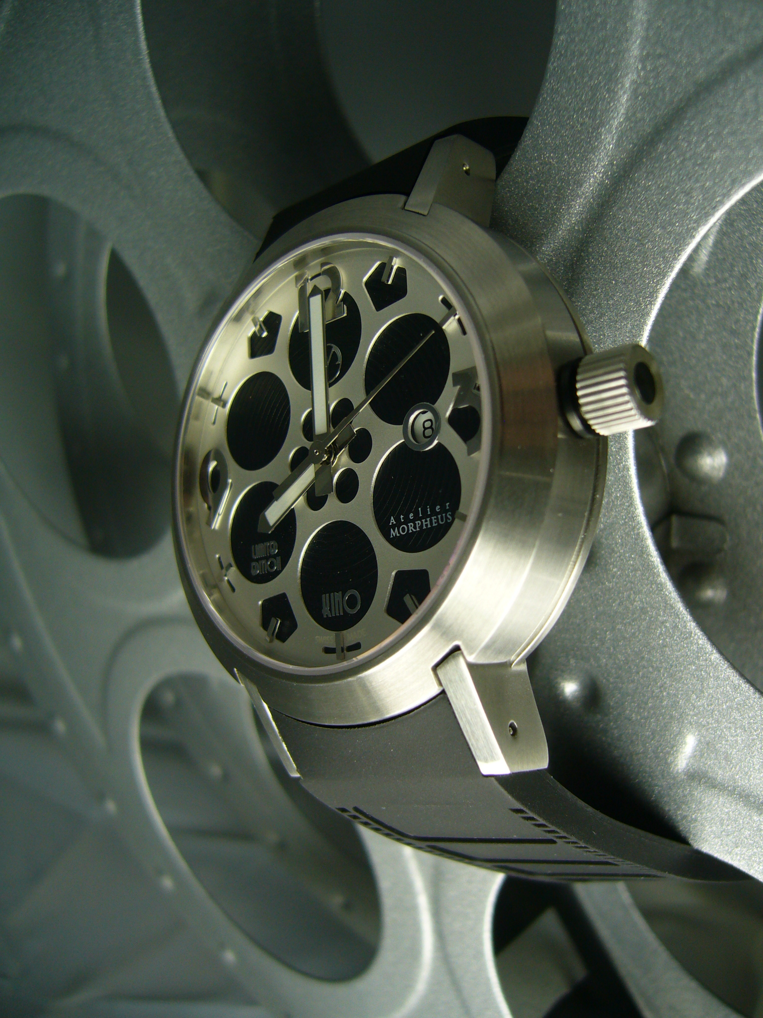Cinema Kino Swiss Watch
