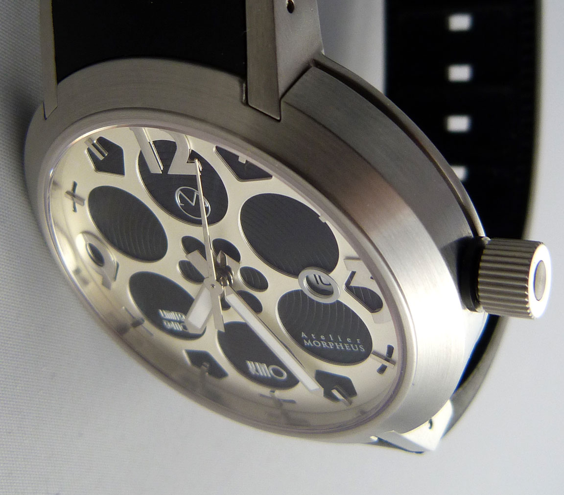 Cinema Swiss Watch
