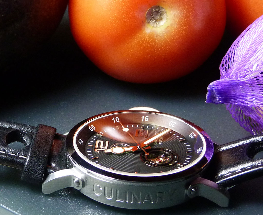 The Chef Watch-Culinary Automatic