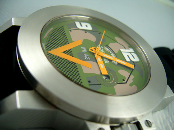 M1 Tank watch from Morpheus