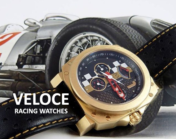Morpheus Veloce F1 Automatic Racing Watches