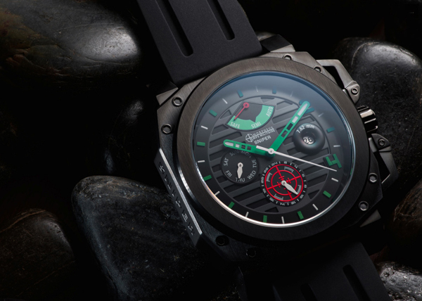 Sniper 7.62 military watch from Morpheus