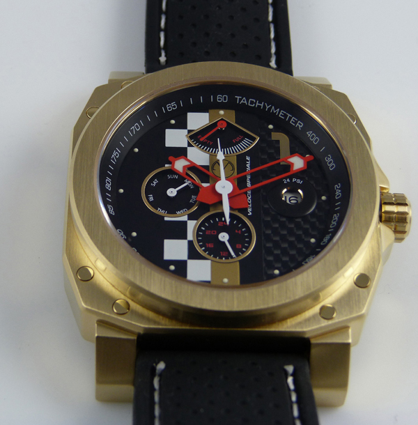 Veloce Speciale Morpheus Racing Watch