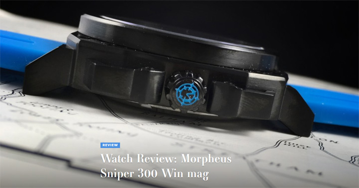Time To Blog Sniper Watch Review