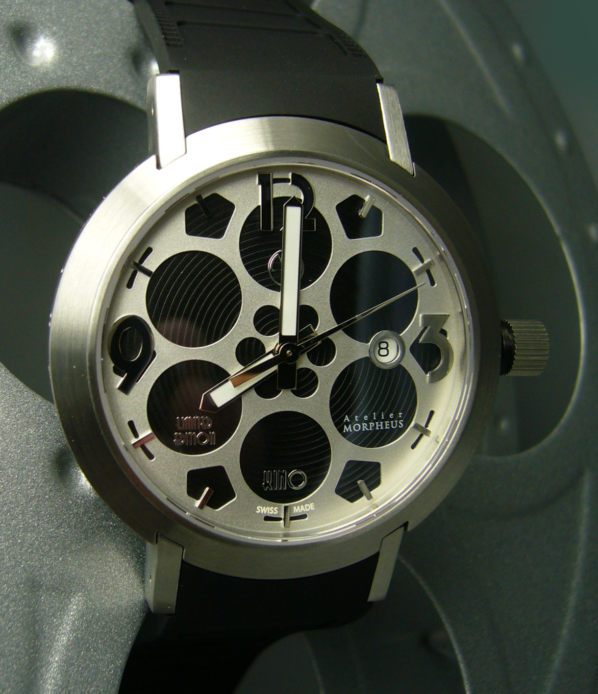 The Cinema watch from Morpheus
