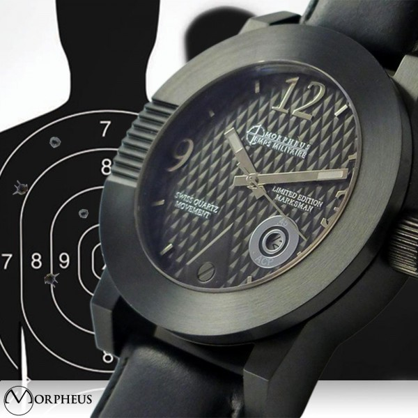 Morpheus 1911 Marksman Watch Swiss Quartz
