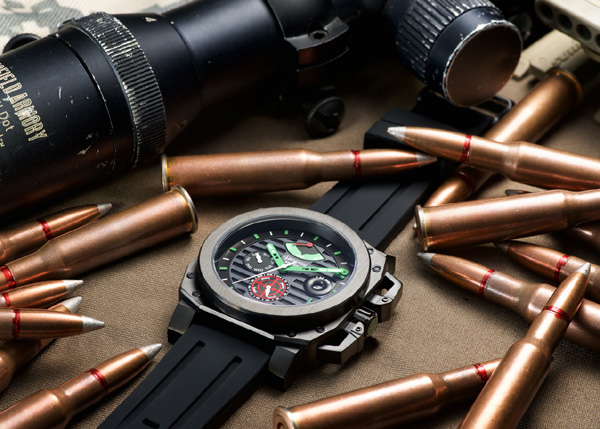 Morpheus Sniper Watch 7.62 by Wiggs Photo