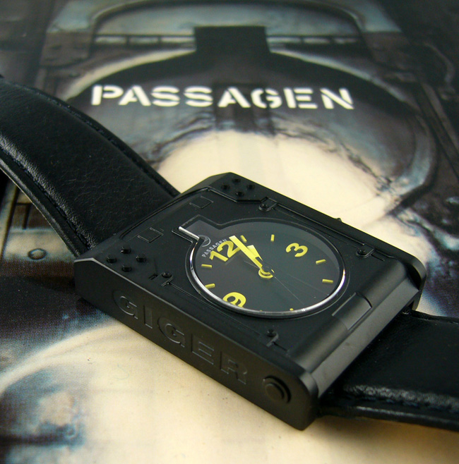 Giger Passagen watch